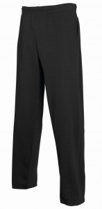 Spodnie dresowe Lightweight Open Leg Jog Pants 640380 | Fruit of the Loom