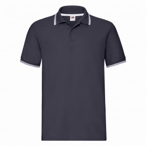 Koszulka Tipped Polo 630320 | Fruit of the Loom
