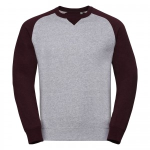 Bluza Authentic Baseball Sweat R264M | Russell